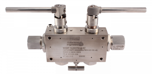 Autoclave Engineers Ball Valve - Double Block Bleed
