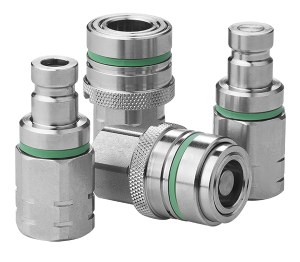 Fluid Hoses & Couplers