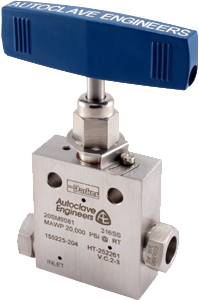 Autoclave Engineers Needle Valves - 20K PSI Series