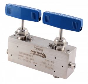 Autoclave Engineers Needle Valves - Block & Bleed