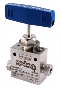 Autoclave Engineers Needle Valves - High Pressure