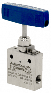 Autoclave Engineers Needle Valves - Pipe Series