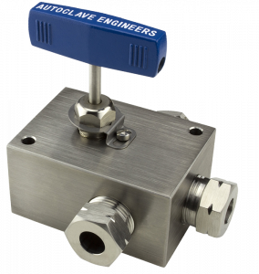 Autoclave Engineers Needle Valves - Wellhead