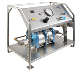 Autoclave Engineers Packaged Pressure Systems