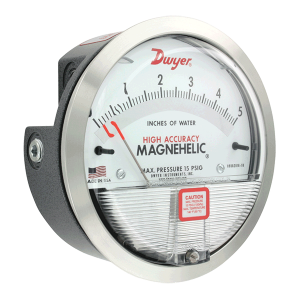 Dwyer Series 2000 Magnehelic Gauge