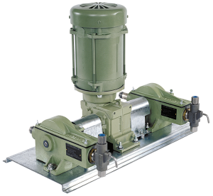 Series 2500 Electric Driven Injection Pump