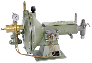 Series 5000 Gas/Pneumatic Driven Injection Pump