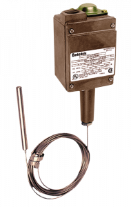 Barksdale MT1H & T2H Series Temperature Switches